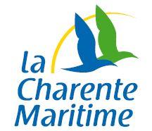 Charente-Maritime : Nouveau logo