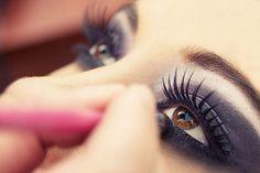 dramatic makeup twist