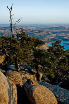Mt. Scott . Oklahoma