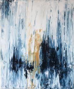 #art #abstract #absractart #kunst #abstrakt #hobby #painting #paint #blogg #interior #mstaveland #interiorblog #blue #yellow #white #knife