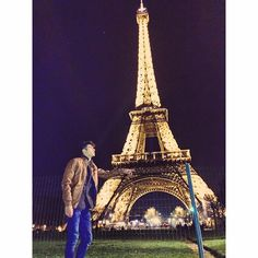 Alan Navarro @soyalannavarro Eiffel.
