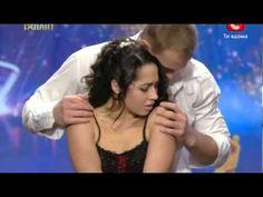 Ukraine's Got Talent AMAZING DANCE ! Duo Flame - Je t'aime ( Lara Fabian )