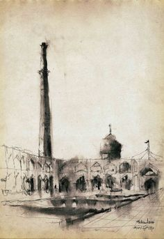 From Atigh(Antique) Square (Behzad Bagheri