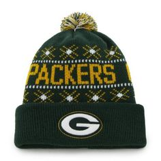 32387f272d0 NFL Green Bay Packers Tipoff Knit Cap