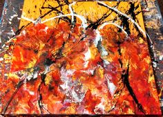 Unconditional - Abstract Art - Acrylicmind.com is my site. Painting is a passion, an addiction that will not be easily overthrown. ~ Eric Siebenthal
