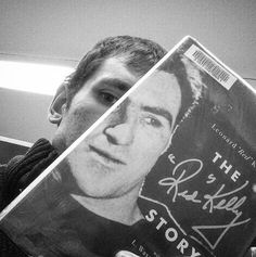 #bookfacefriday with local hero Red Kelly
