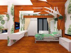 Hospital : Patient Rooms