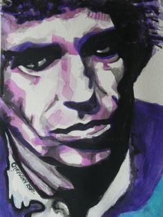 Keith Richards from Rolling Stones