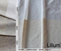 Lilium ® curtain