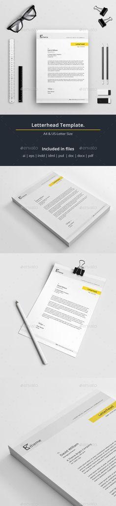 professional - #Letterhead - Brown Sandpaper Scratch - professional letterhead