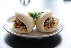Falafel buns at Mazetto-An 8-stop LES resto crawl for under $90