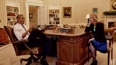 LONG #GOODBYE: #OBAMA IN #CONVERSATION WITH HISTORIAN DORIS KEARNS GOODWIN...