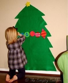 Mess Free Fall and Winter Activities For Kids
