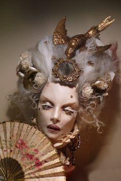 Virginie Ropars: El Arte de hacer Muñecas