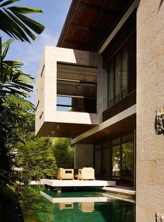 Rosamaria G Frangini | Architecture Houses | AnArchitectsPhilosophy | Tropical House