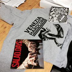 C'È POSTA PER NOI! \m/ #veneziahardcore #trivel #Italia #Punk #hardcore #venezia http://slander.diysco.com