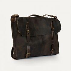 Bleu de Chauffe leather bag
