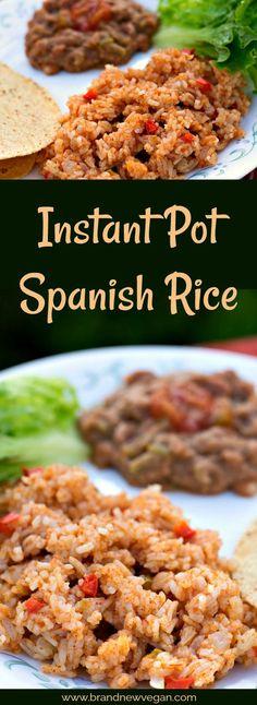nstant pot spanish rice pin