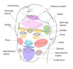 Akupunktúrne body na tvári