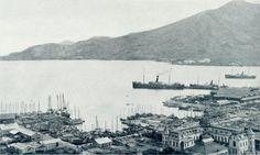 Busan: Busan Harbor in 1918년 부산항