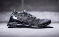 34ea3b2d9e4b0 adidas Ultra Boost Uncaged Black Wool. The adidas Ultra Boost Uncaged Black  Wool features Black