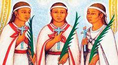 """Niños mártires mexicanos serán canonizados el 15 de octubre  20/04/2017 - 04:47 am .- Cristobal, Antonio y Juan, los """"Niños Mártires de Tlaxcala"""", asesinados por odio a la fe en México entre 1527 y 1529 serán canonizados el próximo 15 de octubre en una ceremonia en el Vaticano."""