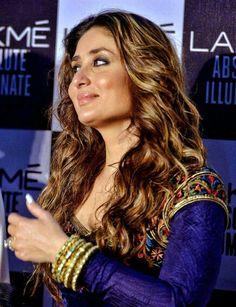 Kareenas Look In Ki And Ka Revealed Kareena Kapoor Kareena - Hair colour kareena kapoor