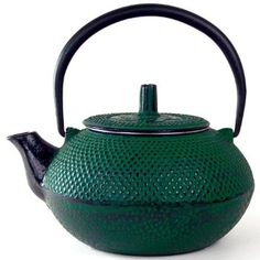 Strength Cast Iron Teapot (from Stash Tea)