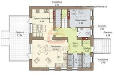 proekt-kvadratnogo-doma-plan-1-etazha.jpg (600×400)