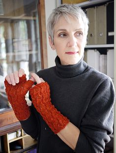 always searching for fingerless glove patterns