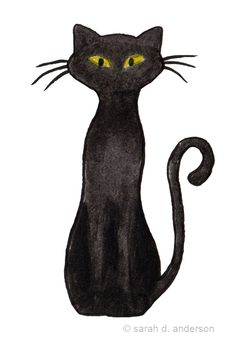 vintage cat art - Bing Images