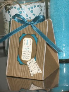 Stampin-4-all Tutorial Little box