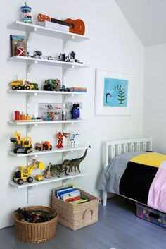 kids room, perfect for the boys...