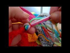 Made by Hany - Mama und häkel Blog Banner, Bunt, Friendship Bracelets, About Me Blog, Posts, Videos, Garlands, Birthday, Wool