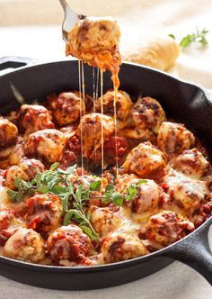 I don't know about you, but meatballs are one of my favorite foods. I simply love the fact that meatballs are easy to make, protein-packed, full of flavor and bite.Everyone probably has their own way of making meatballs, and the beauty of meatballs lies in the fact that you can add your own take to the [...]