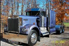 "1980 Kenworth W900A | 265"" wb, 600hp. 