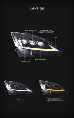 7 Lexus Head Lamp Ideas