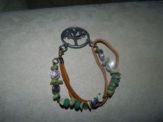 Tree of Life Bracelet  N1035 by SouthernEB on Etsy, $10.00