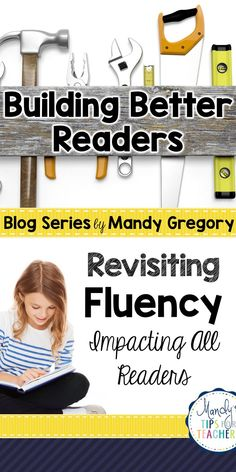 The research behind the importance of teaching fluency and MORE!  This is the first in a three part blog series!