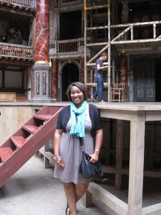 Take a Shakespeare's Globe Theatre Tour with the London Pass: www.viator.com/tours/London/London-Pass/d737-3138LONDON?aid=Pin1