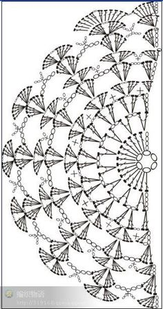 diagram, no pattern KENDŐ, it really is a clutch pattern but as a pinner pointed out ~ it can be a shawl pattern.nice and easy! Hmmm Shawl to go wiTry it as a crochet sleeve on a tank top.I love crochet patterns that make mathematical sense! Crochet Wrap Pattern, Crochet Diagram, Crochet Poncho, Crochet Chart, Crochet Scarves, Crochet Motif, Crochet Doilies, Crochet Bags, Doily Rug