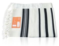 Wool Tashbetz Tallit with Black Stripes by World of Judaica. $72.00. This wool Tashbetz Tallit features traditional black stripes on the side and has a modest Atara attached to the top that features a floral pattern. This wool Tashbetz Tallit features a traditional design reflected by the black stripes in different widths on the sides, knotted fringes on the outer edges and modest Atara. The Atara features a floral pattern that runs down the sides, appears on t...