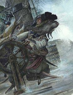 Captain Ratbeard ~ Chris Dunn