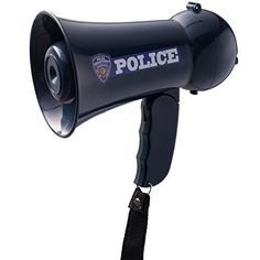 Police Officer's Megaphone with Siren and Handheld Mic Toy Kids Boys Girls New Red Superhero, Kids Police, Minnie Mouse Toys, Barbie Makeup, Blonde Hair Looks, Kids Dress Up, Lego Room, Rottweiler Dog, Girls Fashion Clothes