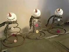 Crafts with Old Bed Springs - Bing Images