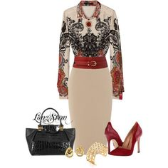 Untitled #490, created by longstem on Polyvore