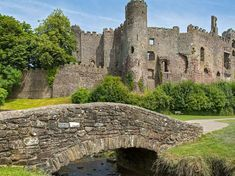 Laugharne Laugharne Castle was built in the century by the de Brian family, probably on the site of an earlier Norman ringwork castle. After being captured by Parliamentary forces after a siege during the Civil War, it was partially dismantled. Welsh Castles, Castles In Wales, Castles In England, Wales Snowdonia, Welsh English, Eilean Donan, Wales Uk, Medieval Castle, City Photo