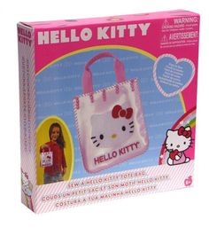Sac a confectionner Hello Kitty ref 189
