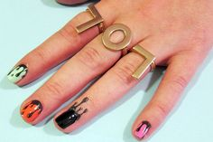 Want Nails That Ooze? There's A Sticker For That.