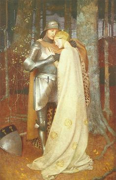 "Marianne Stokes (1855-1927), ""Aucassin and Nicolette"" by sofi01, via Flickr"